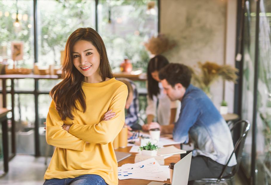 generations entrepreneurs slide